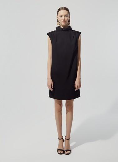 Dilek Hanif Elbise Siyah